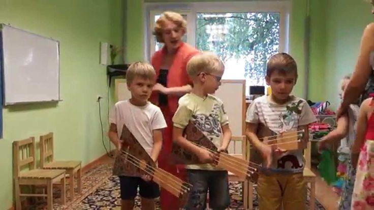 Музыкально-театральная студия для детей