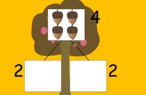 Wiskunde - W5L3 - Splitsen tot 5
