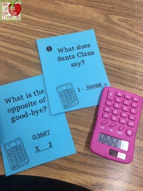 Calculator Word Fun