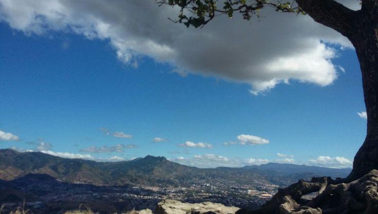 #Honduras  #Tegucigalpa #ElPicacho