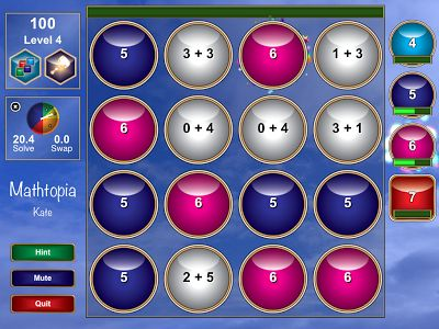Purely Paperless: Math Fact Fluency Made Fun with Mathtopia! Stop by to learn about this great math fact fluency app... if you've played Candy Crush or Bejeweled- you'll understand the appeal of this great app!