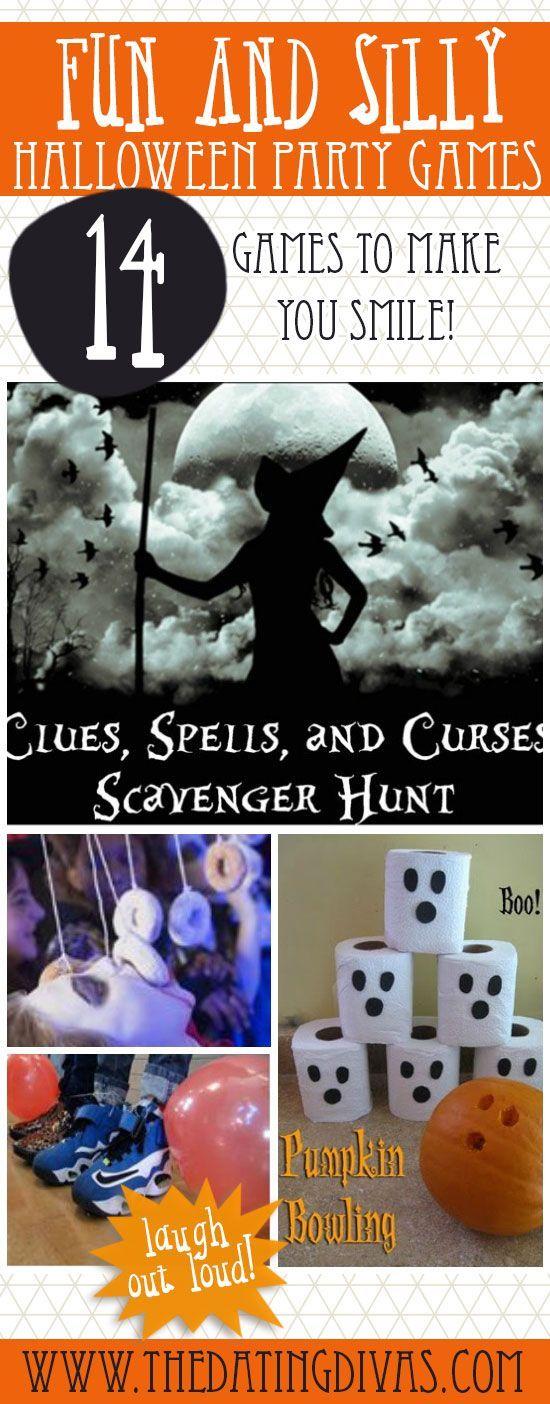 33 Fun & Easy Halloween Party Games | The Dating Divas | Bloglovin'