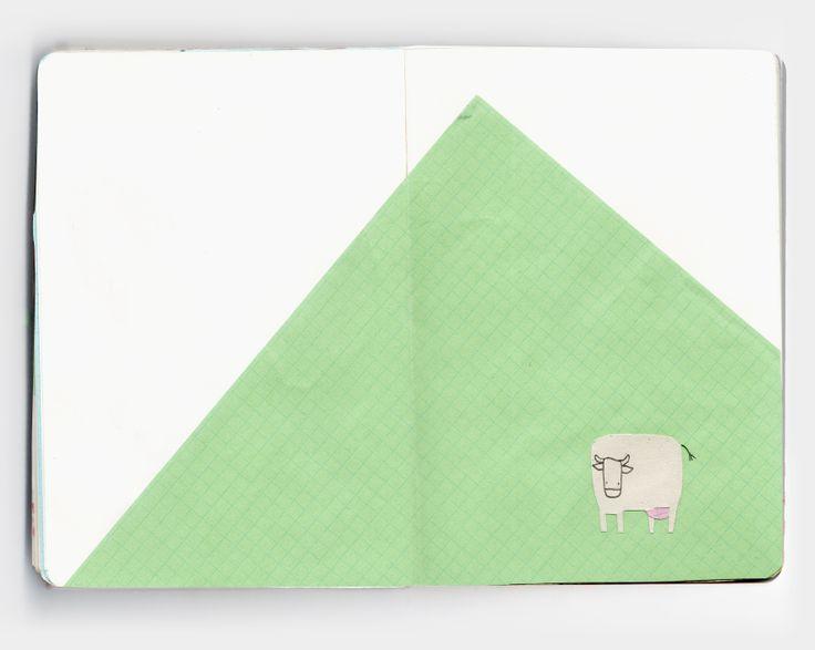 Holiday sketchbook2 | annalisabernabovi | Illustrator & graphic designer