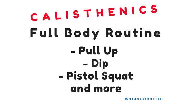 best 25  calisthenics routine ideas on pinterest