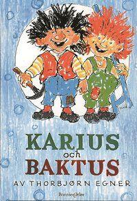 En oförglömlig barnboksklassiker om tandtrollen Karius och Baktus som bor i pojken Jans mun. Jan borstar sällan tänderna, därför känner sig både Karius och Baktus väldigt trygga i hans mun tills de en dag bestämmer sig för att bygga ut.