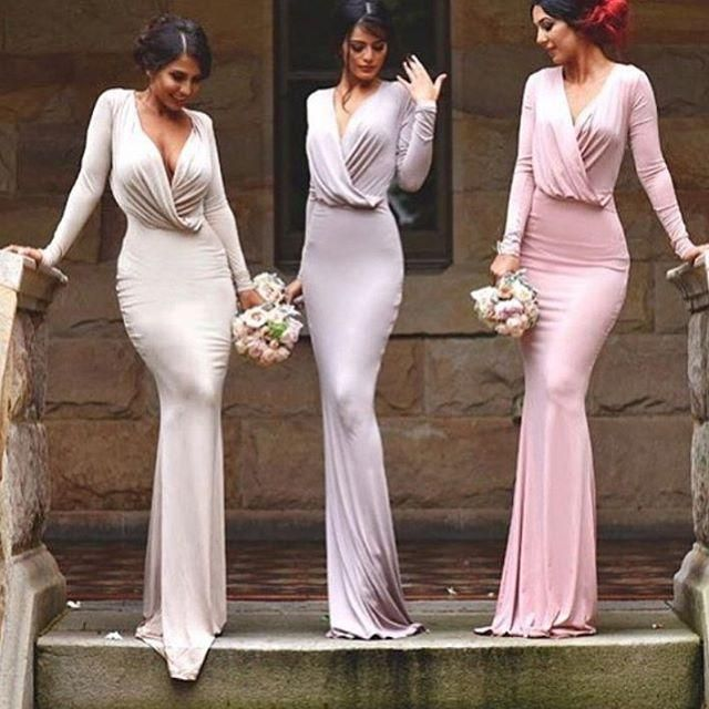 Yli tuhat ideaa: Bronze Bridesmaid Dresses Pinterestissä  Häät ...