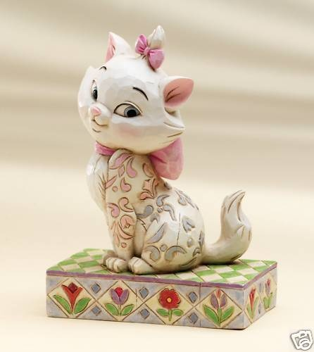 Disney Traditions Jolie Marie Aristocats Figurine 11830. THIS IS MY FAVORITE MOVIE OMG NEED THIS