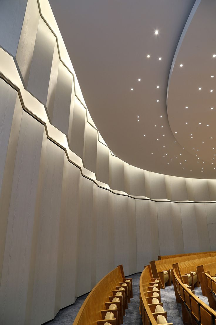best images about ai plafonds hunter douglas 2016 iald award winners radiance award lincoln square synagogue by tillotson design associates illumni
