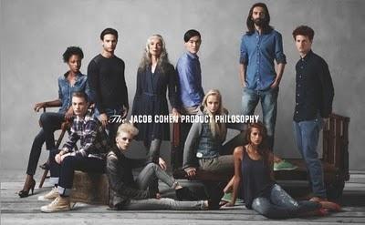 Jacob Cohen old Advert #JacobCohen #denim #tailoredjeans #jeans #Advert #fashion