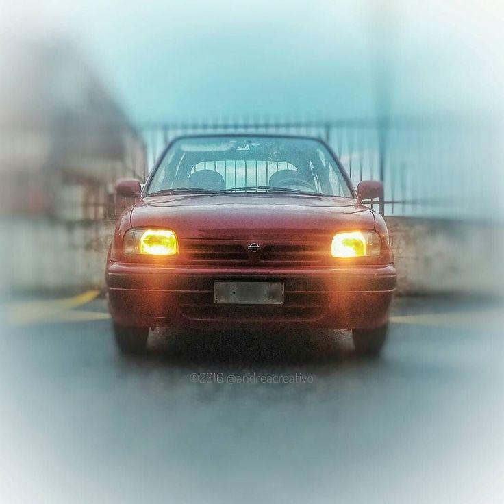 A me gli occhi please :-) #Nissan #Micra #i