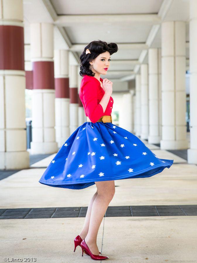 Conservative wonder woman costume-6882