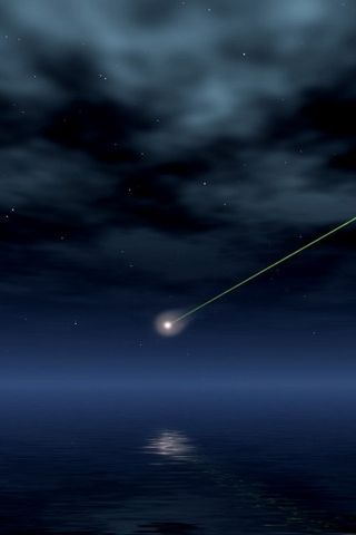 Shooting Star-Make a Wish!