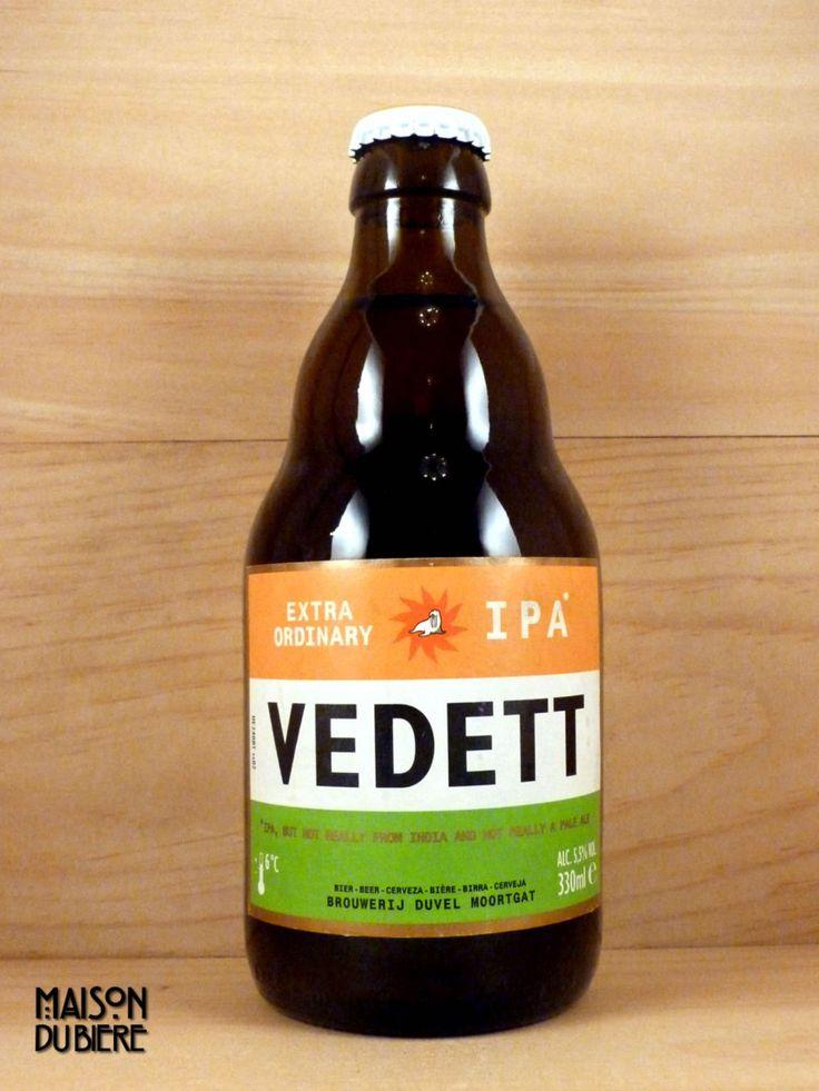 Duvel - Vedett Extra Ordinary IPA