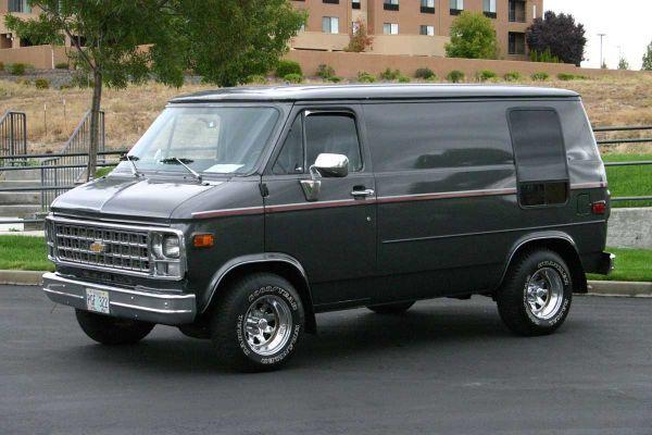 Chevrolet Van #3