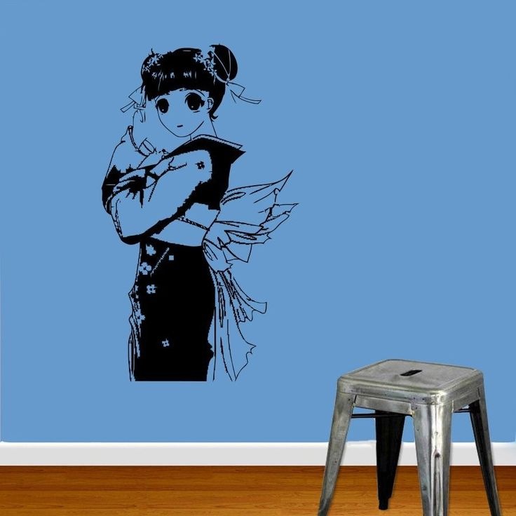 Best Anime Images On Pinterest Murals Vinyl Art And Wall Decals - Create car decalsanime decal etsy