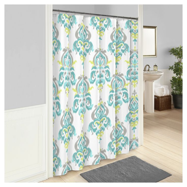 Best 25 Floral Shower Curtains Ideas On Pinterest