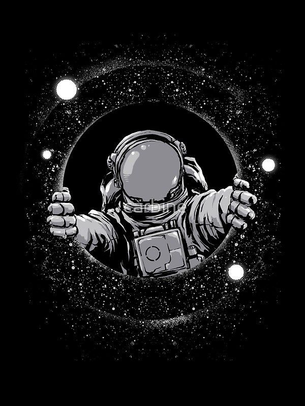 Buy 'Black Hole' by carbine as a T-Shirt, Classic T-Shirt, Tri-blend T-S…