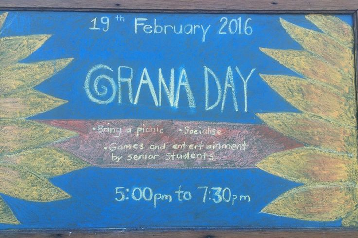 Happy Orana Day!