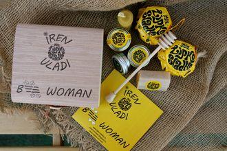 """Коробка красоты """"Bee Woman"""""""