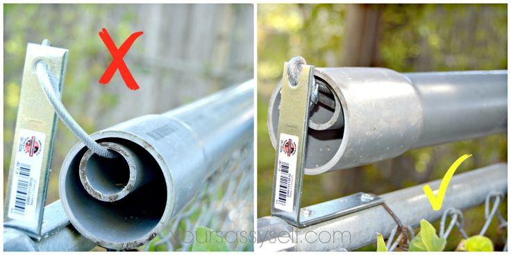 Wrong n Right Way to Hand Roll Bar Fence - yoursassyself.com