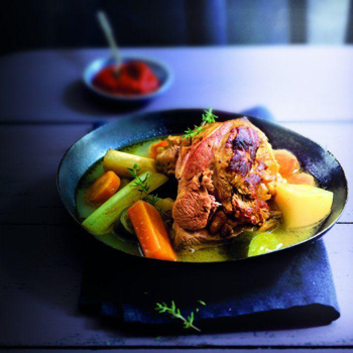Les 83 meilleures images du tableau viande sur pinterest - Cuisiner le collier d agneau ...