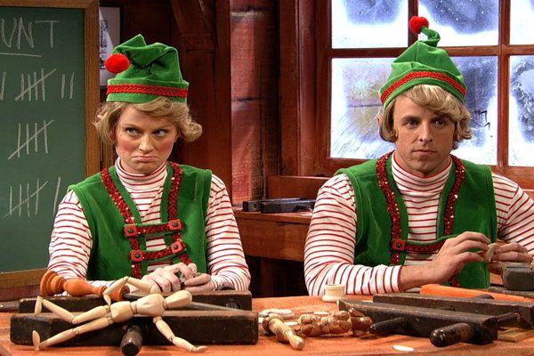 Saturday Night Live: The SNL Christmas Special @Krista McNamara
