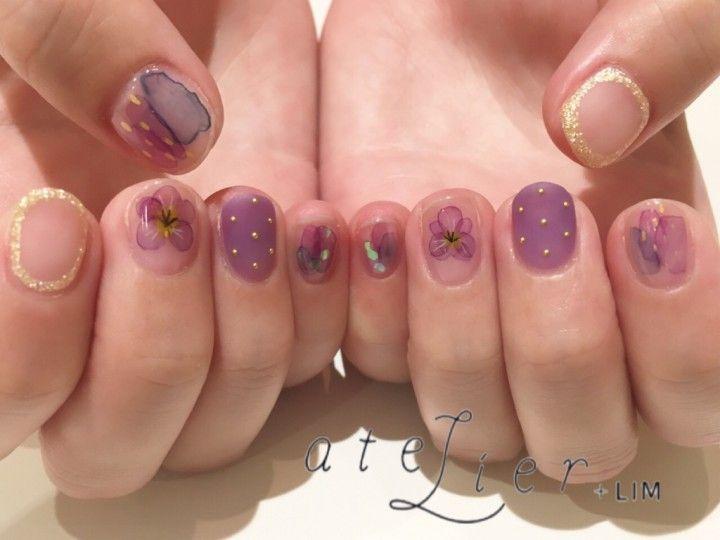 □□ nail snap | 門原捺美 | 26 MAY. 2015 | LIM | LESS IS MORE