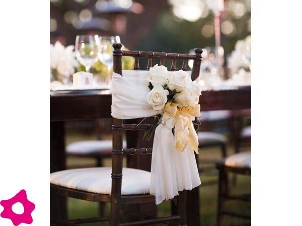 75 best decoraci n para sillas images on pinterest for Sillas para bodas