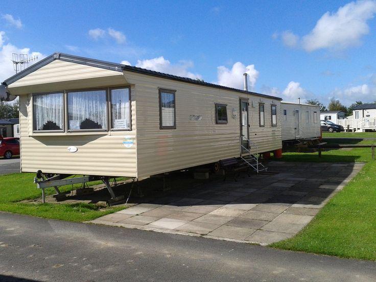 Hire our latest caravan at Primrose Valley Yorkshire   #primrosevalley #caravanholiday #privatecaravan  https://cherishedholidayhomes.co.uk/static_caravan/primrose-valley-deluxe-3-bedroom-68-birth-salsa-eco/