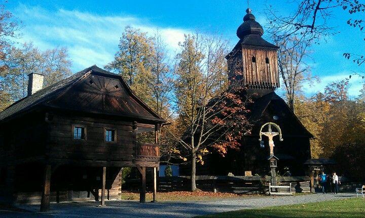 Valašské muzeum v přírodě ve městě Rožnov pod Radhoštěm, Zlínský