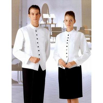 catering uniforms | Restaurant Uniform, C3-675 - Restaurant Uniforms - Rensino Clothing Co ...