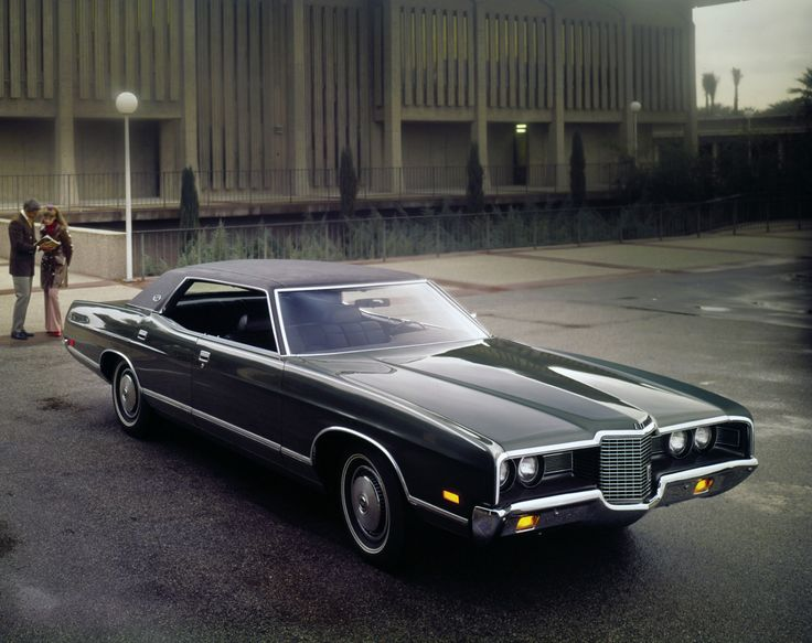 Kahblog 1972 Ford LTD Brougham