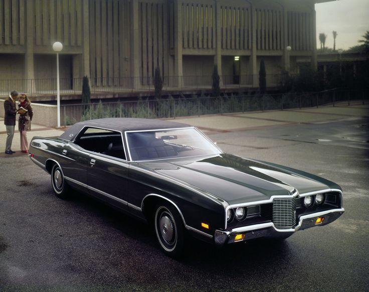 Kahblog 1972 Ford LTD Brougham