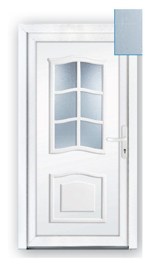 Porte d'entrée PVC Tryba