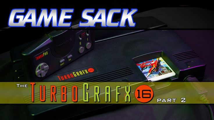 The TurboGrafx-16/PC Engine - Review - Part 2 - Game Sack Episode 202 - We're back looking at the the underrated and overlooked games for the Turbo! Part 1, which is an ancient episode (and also our first dedicated to a single system), is here: https://www.youtube.com/watch?v=RBhK2Gmo32M
