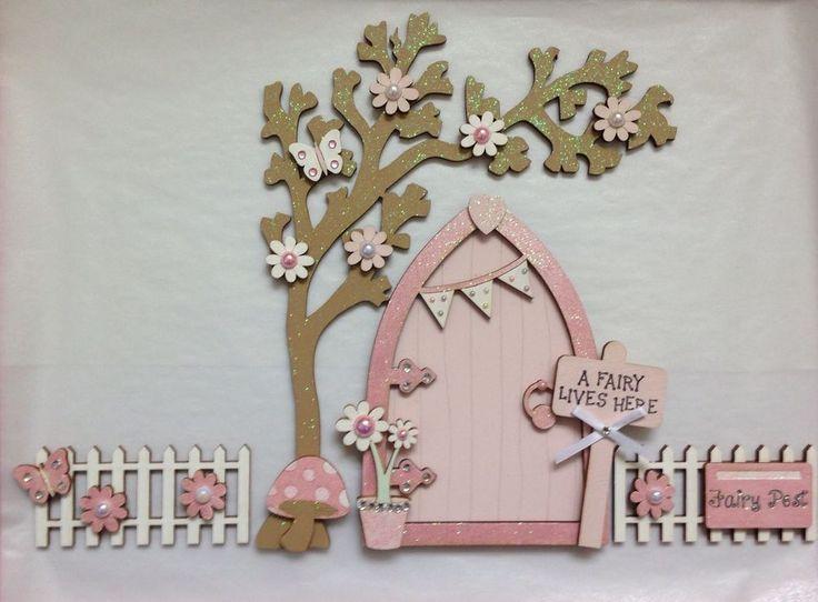 129 best Fairy Doors images on Pinterest