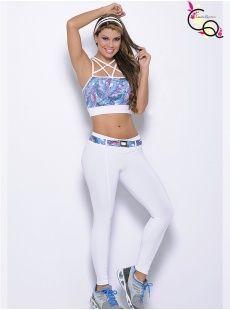 Conjunto deportivos femenino. #ropadeportivamujer # ...