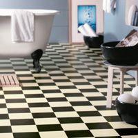 Carpetright - Retro #bathroom / Interior Design
