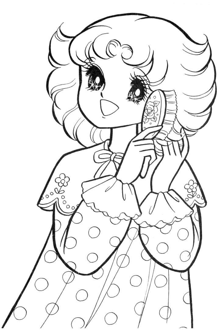 Japanese princess coloring pages -  Coloring Pages