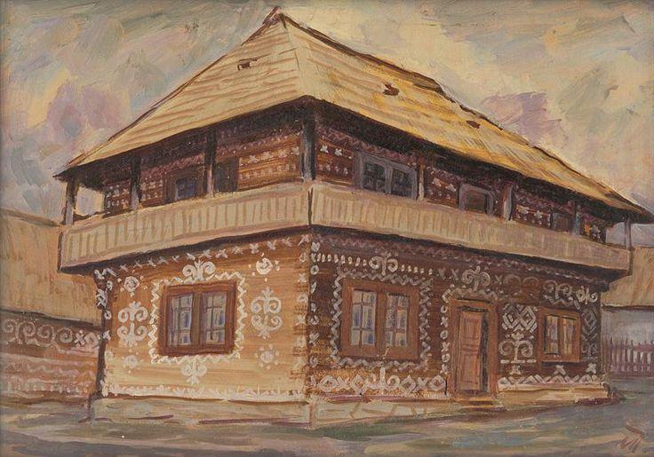 Matilda Čechová - Radenov dom v Čičmanoch