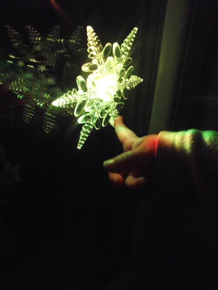 první Vánoce