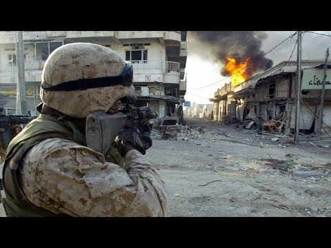 U.S. SOLDIERS IN IRAQ. REAL COMBAT - HEAVY CLASHES | WAR IN IRAQ - YouTube