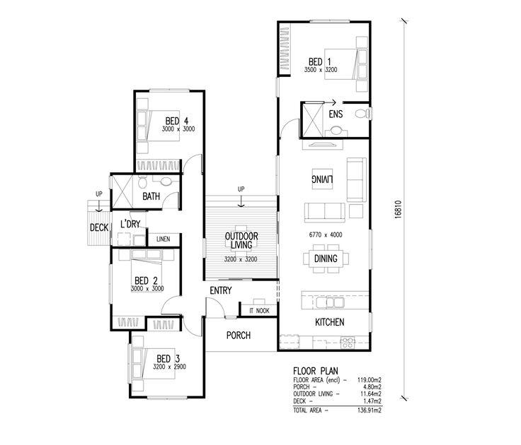 Imagine Kit Homes - Kit Home, Steel Kit Homes Australia, Modern Kit Homes - Pavilion 401
