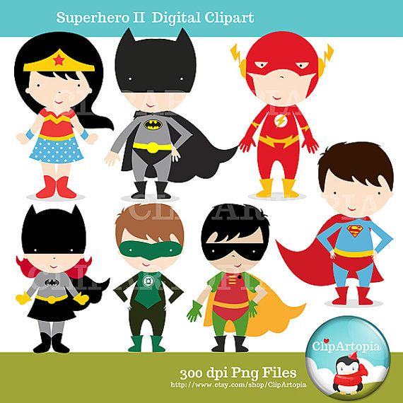 superman birthday clipart - photo #47