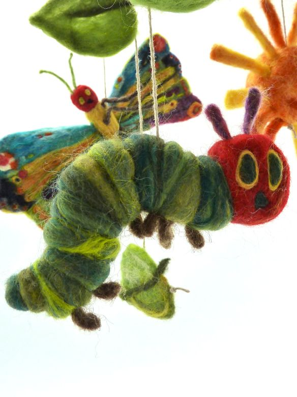 The Very Hungry Caterpillar( for inspiration!)