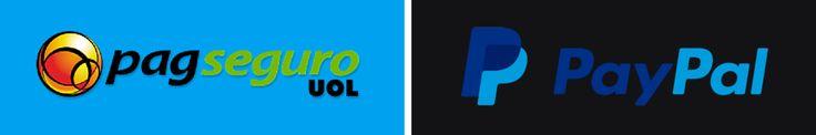 Nós da uplabel utilizamos duas das melhores empresas de segurança do mundo conhecidas como PayPal e PagSeguro. - #PayPal #PagSeguro #Segurança #uplabel #Compras