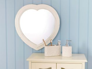 Heart Wall Mirror From Next
