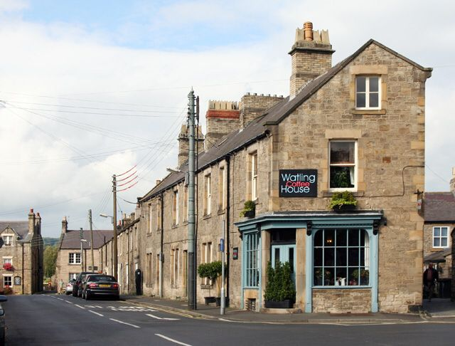 Watling Coffee Shop, Corbridge, Northumberland
