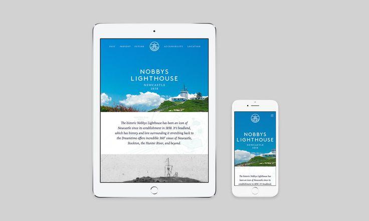 Shorthand Nobbys Lighthouse Website Responsive RGB 01
