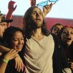 """The Jared Leto """"Live"""" Show #jaredleto #30stm #live #lucca"""